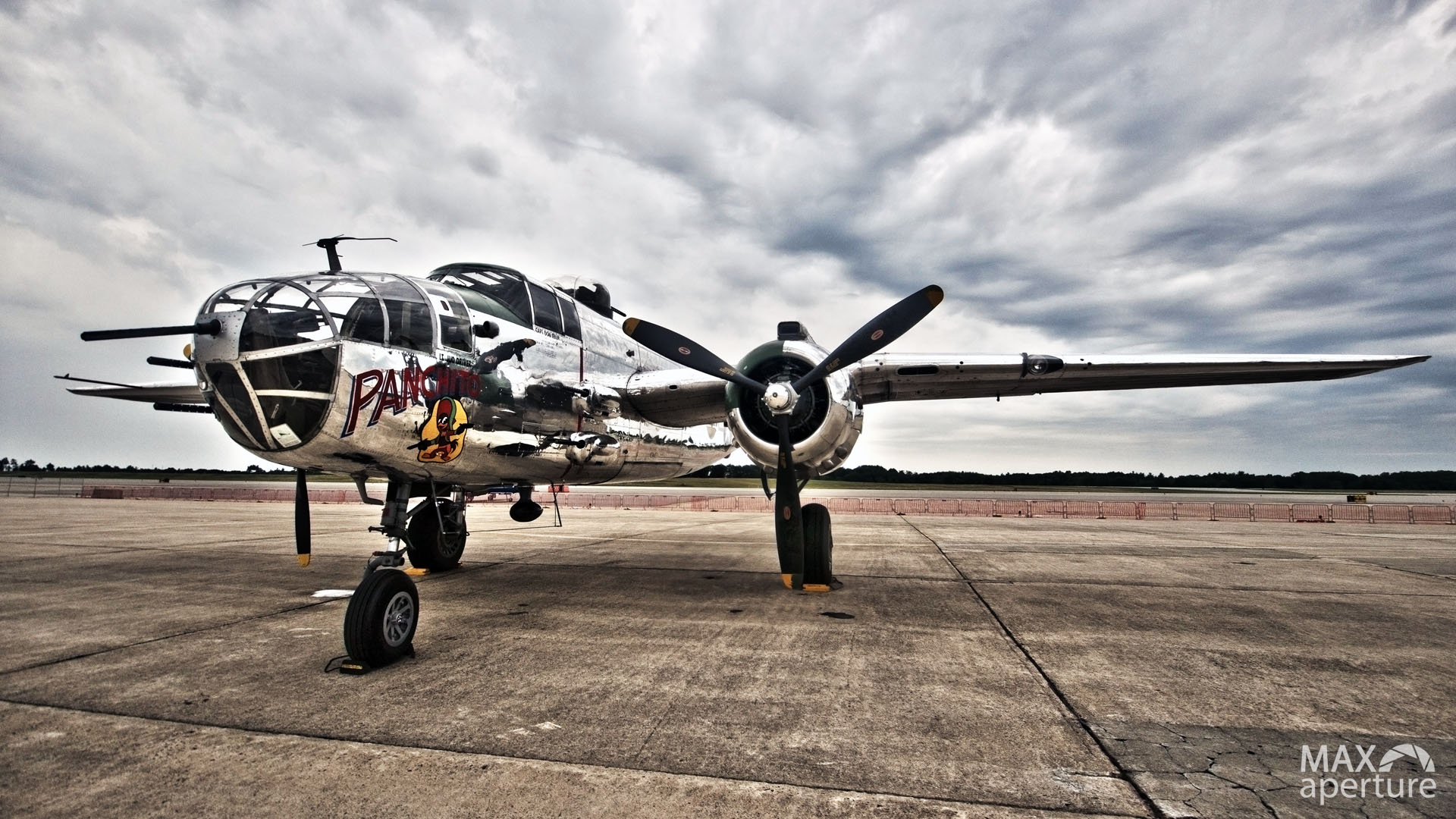Event Coverage: DAV Flight Team's B-25J 'Panchito'