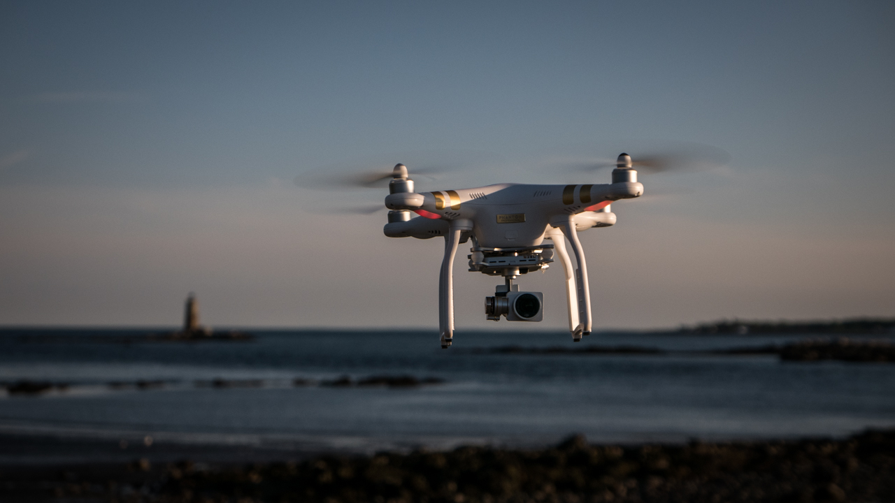 Review: DJI Phantom 3 Professional