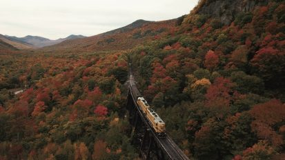 Autumn In The Notch